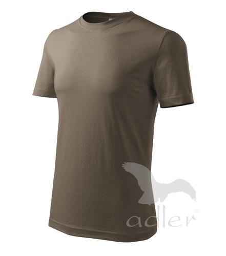 Tričko pánské barevné XL army