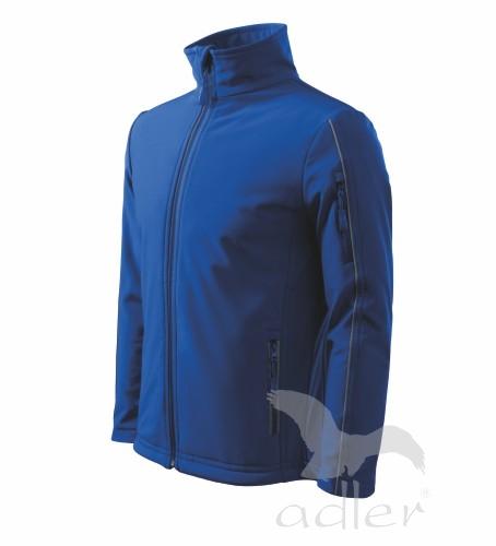 Bunda pánská Softshell Jacket XXL královská modrá
