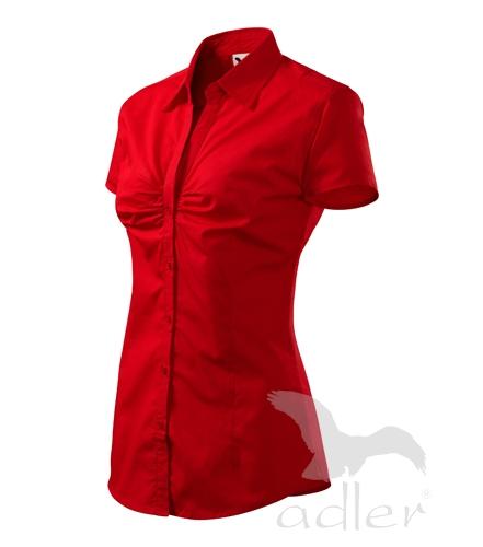 Halenka dámská CHIC XL červená