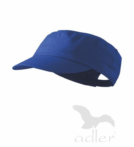 Čepice Latino královská modrá