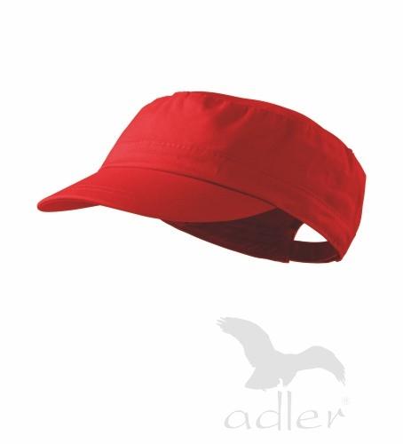 Čepice Latino červená