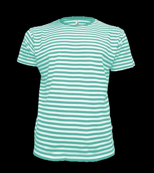 námořnické tričko dětské 110 trávově zelená
