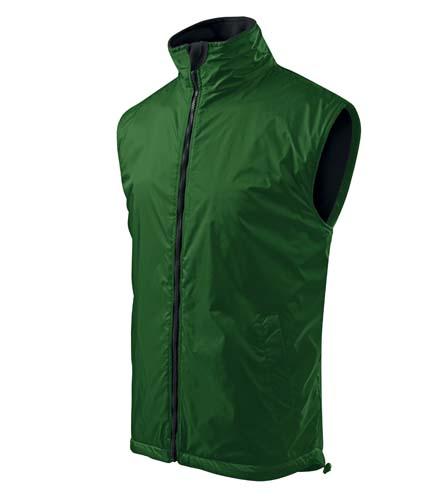 Vesta pánská Body Warmer XL lahvově zelená