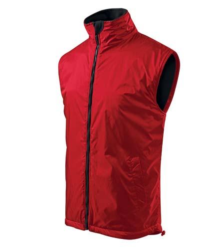 Vesta pánská Body Warmer L červená