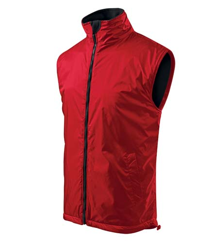 Vesta pánská Body Warmer XL červená
