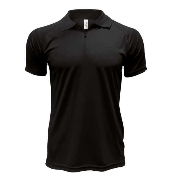 Funkční triko Polo Gents Colorado L černá