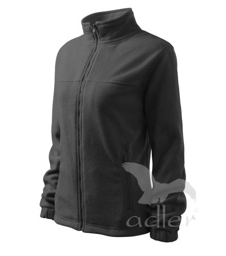 Dámský Fleece bunda Jacket ocelově šedá M