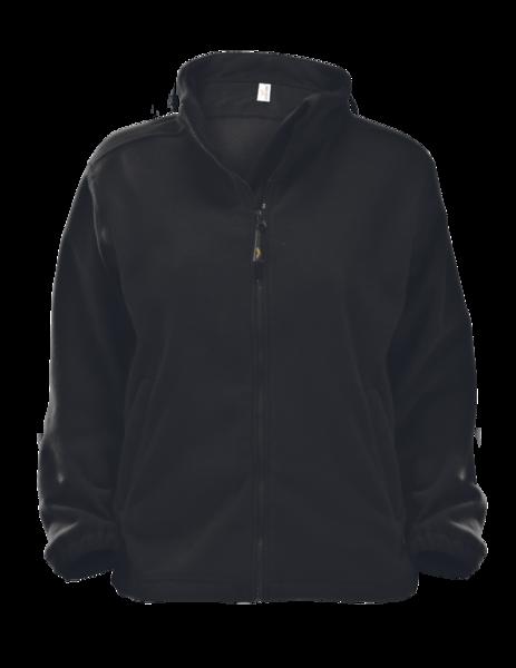 Mikina dámská Jacket Alberta S černá