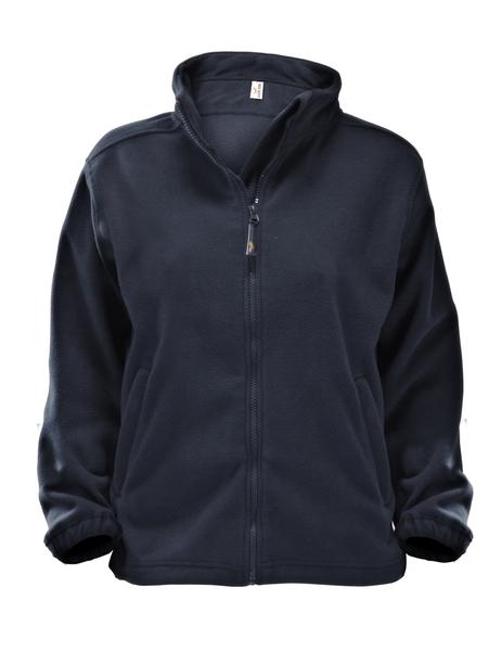 Mikina dámská Jacket Alberta S námořní modrá