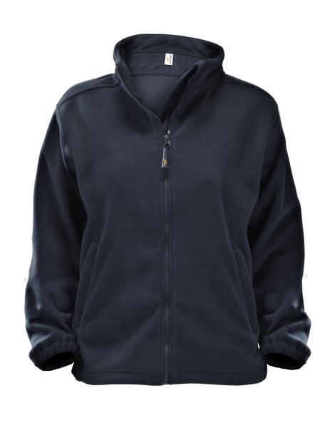 Mikina dámská Jacket Alberta XL námořní modrá
