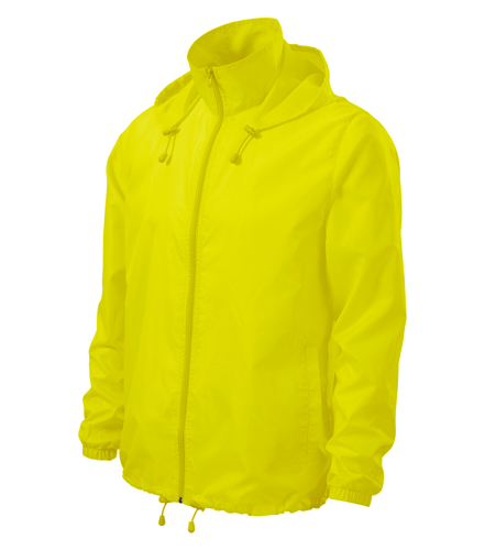 Větrovka Windy L neon yellow