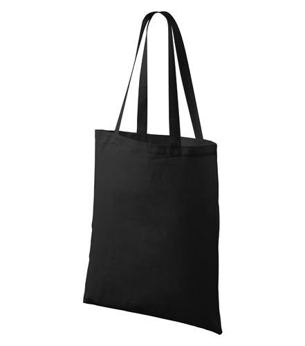 Nákupní taška malá SMALL černá