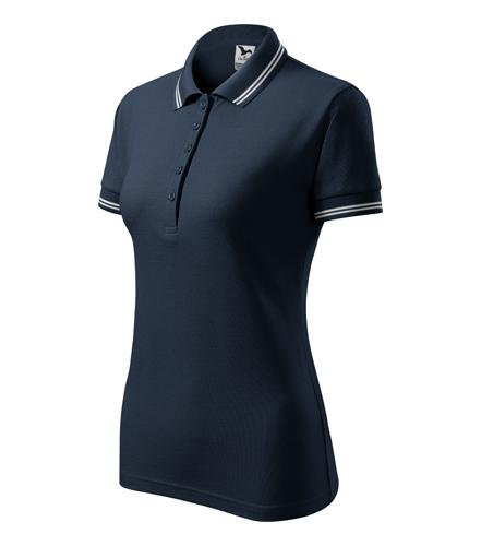 Polokošile dámská URBAN námořní modrá XL