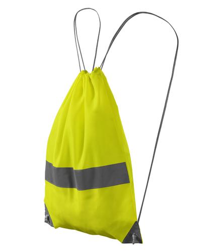 Reflexní batoh reflexní žlutá