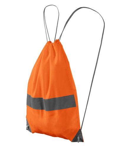 Reflexní batoh reflexní oranžová