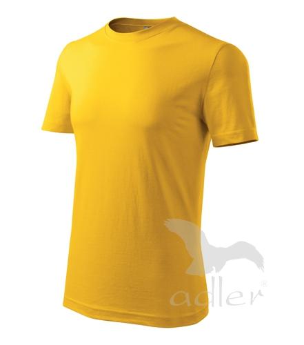 Tričko pánské barevné XXXL žlutá
