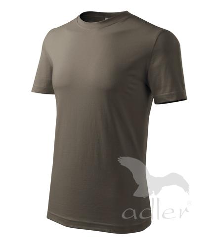 Tričko pánské barevné XXXL army