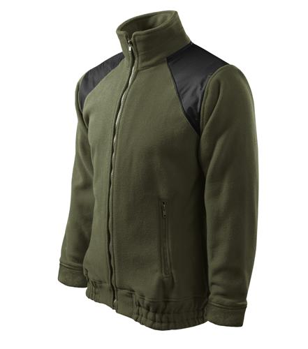 Bunda Fleece Jacket Hi-Q S military