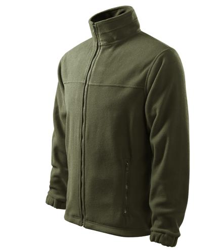 Bunda pánská Fleece Jacket XL military