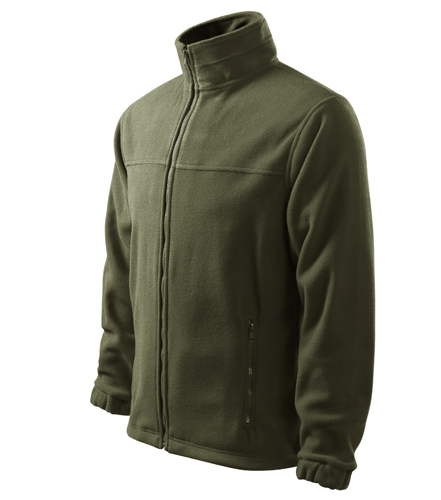 Bunda pánská Fleece Jacket XXXL military