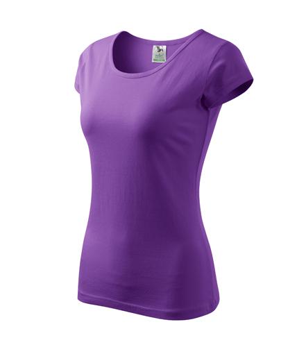 Tričko dámské Pure S fialová