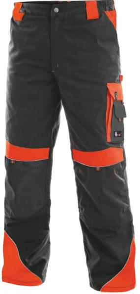 Pánské kalhoty SIRIUS BRIGHTON 64 červená