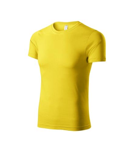 Tričko dětské PELICAN 122/6 let žlutá
