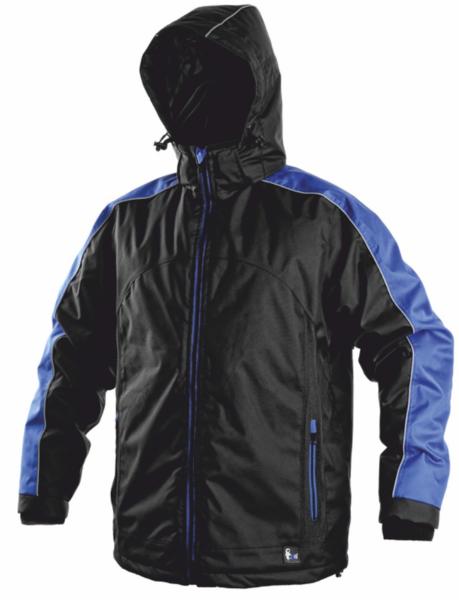 Pánská zimní bunda BRIGHTON XL královská modrá