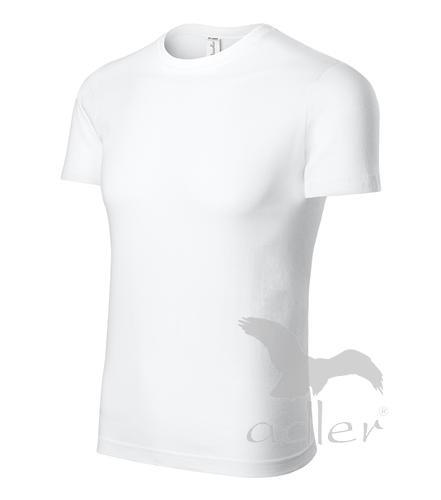 Parade tričko unisex M bílá