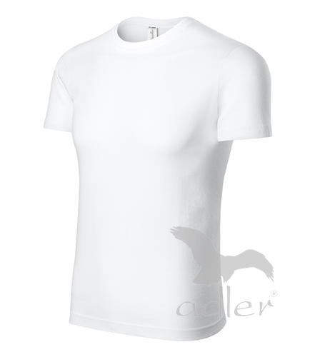 Parade tričko unisex L bílá