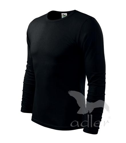 Triko dlouhý rukáv Long Sleeve XXXL černá