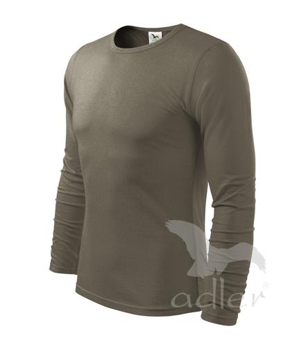 Triko dlouhý rukáv Long Sleeve XL army