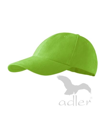 dětská kšiltovka 6P KIDS apple green