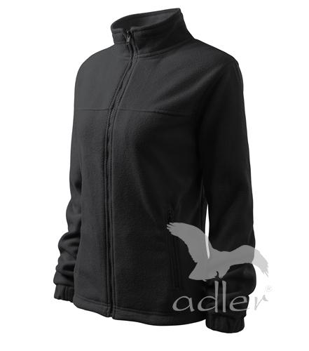 Dámský Fleece bunda Jacket XS ebony gray