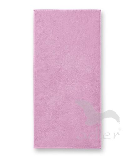 Ručník TERRY TOWEL 350G růžová