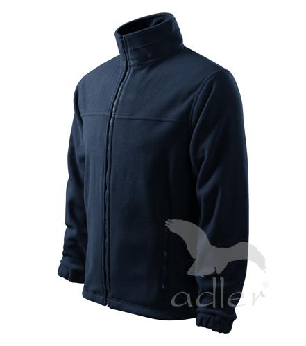 Bunda pánská Fleece Jacket 4XL námořní modrá