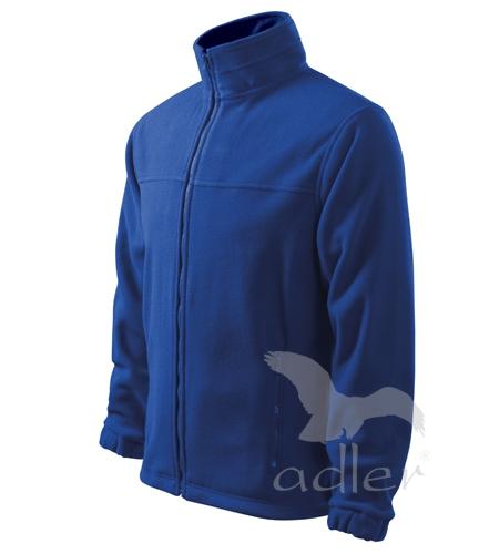 Bunda pánská Fleece Jacket 4XL královská modrá