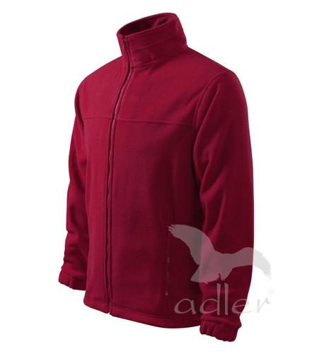 Bunda pánská Fleece Jacket 4XL marlboro červená