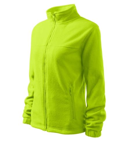 Dámský Fleece bunda Jacket L limetková