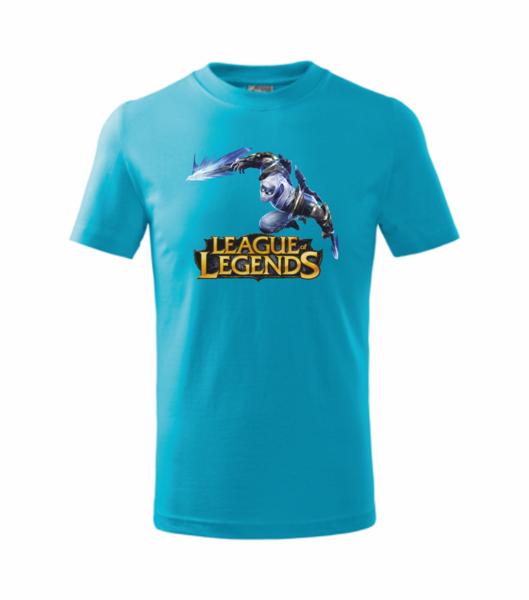 Tričko League of legends 3 M