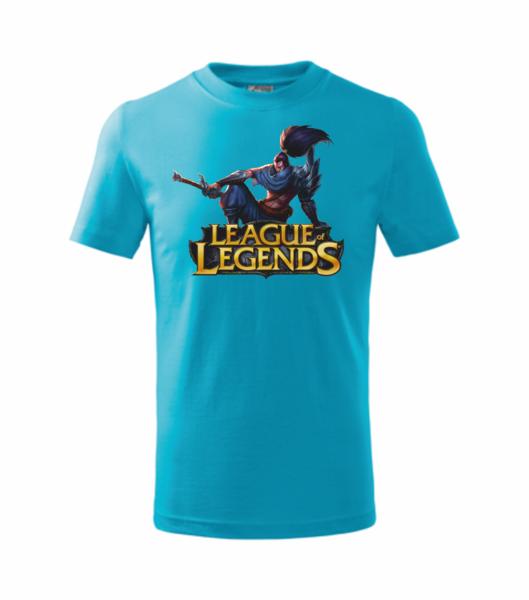 Tričko League of legends 4 M