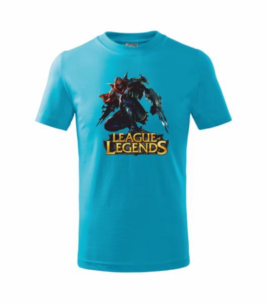 Tričko League of legends 5 M