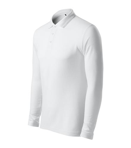 Pánská polokošile Pique Polo L bílá