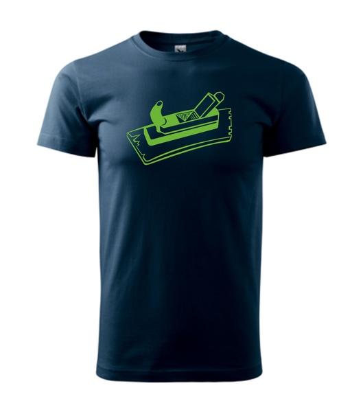 Tričko Truhlář M námořní modrá