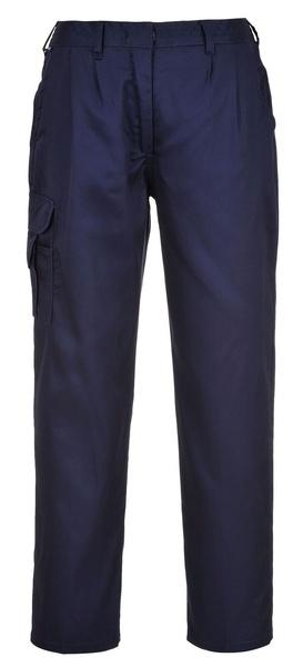 Dámské kalhoty Combat Prodloužené L námořní modrá
