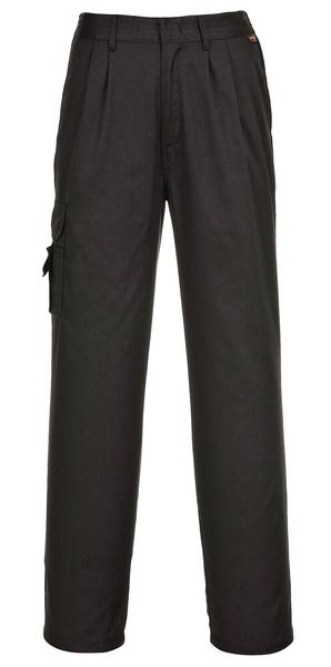 Dámské kalhoty Combat Prodloužené M černá