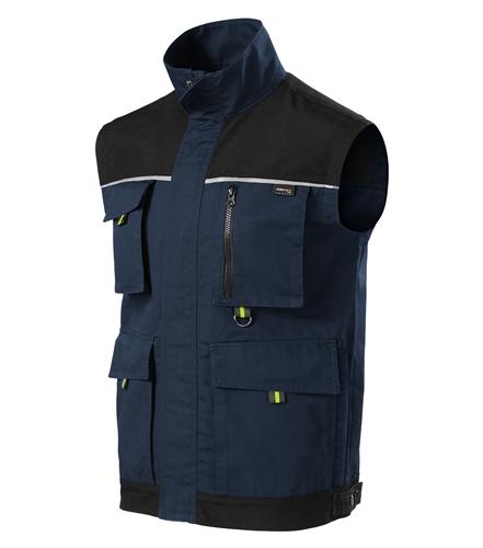 Ranger pracovní vesta XL námořní modrá