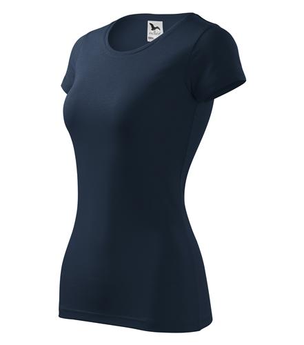 Tričko dámské GLANCE M námořní modrá