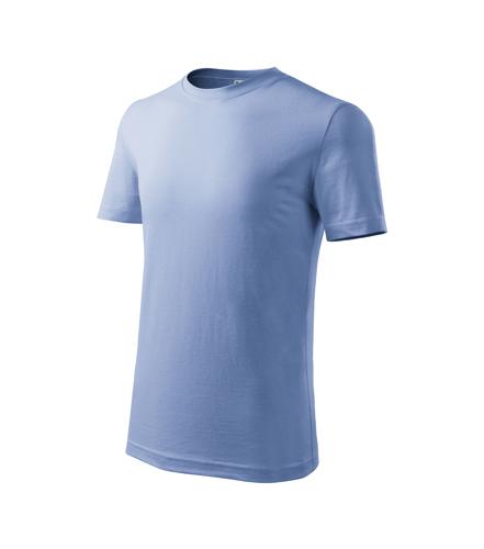 Dětské tričko CLASSIC NEW 158/12 let nebesky modrá