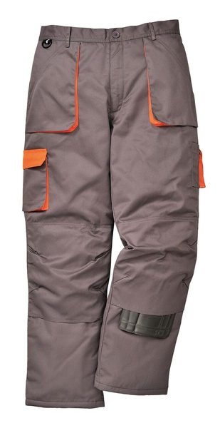 Portwest Texo zateplené kalhoty S šedá